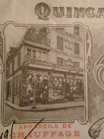CHALONS SUR MARNE / QUINCAILLERIE-OUTILLAGE / 51 RUE DE MARNE  : ETS MARCHAL / BELLE DECO / 1912 - Unclassified