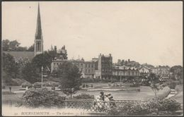 The Gardens, Bournemouth, Hampshire, C.1910 - Lévy Postcard LL33 - Bournemouth (until 1972)