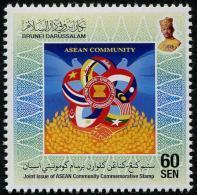 Brunei (2015)  - Set -   /  Joint Issue - Asean - Gezamelijke Uitgaven