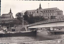 Floreffe Le Pont Sur La Sambre ( Péniche Binnenvaartschip ) - Floreffe