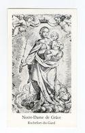 Notre-Dame De Grâce, Rochefort-du-Gard, Vierge à L'Enfant - Devotion Images