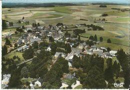 Sibret -- Vue Générale Aérienne.    (2 Scans) - Vaux-sur-Sûre
