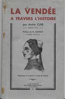 LA VENDEE A TRAVERS L'HISTOIRE - Géographie