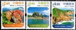 Hong Kong - 2018 - Natural Views - Mint Definitive Stamp Set - 1997-... Sonderverwaltungszone Der China