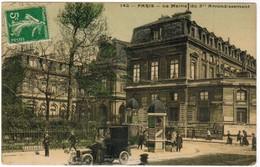 CPA Paris, La Mairie Du 3me Arrondissement (pk41563) - Arrondissement: 03