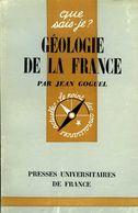 Nature : Géologie De La France Par Goguel - Nature
