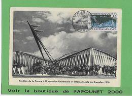 00053-18659-E BE04 1000-EXPO 58 - Wereldtentoonstellingen