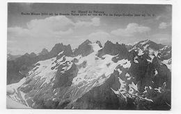 MASSIF DU PELVOUX - N° 818 - ROCHE MEANE - LA GRANDE RUINE - CPA NON VOYAGEE - France
