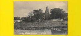 Rare Piddinghoe Church Sussex Angleterre UK - Autres
