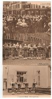 Carneval De Binche 3 Cartes Nrs 5,6,7 Edition F.Bourgeois Et Fils ...Binche - Binche