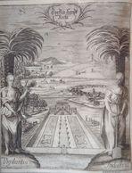 DENEKEN, Johannes. Neu-vermehrtes Dorff- Und Land-Recht 1719 - Books, Magazines, Comics