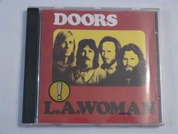 C. D.  DOORS --  L. A. WOMAN - Collector's Editions