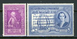 Congo Belge Belg.Kongo  Nr 339-340   Neufs - Postfris - MNH   (XX) - Belgian Congo