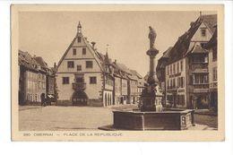 19158 - Obernai Place De La République - Obernai