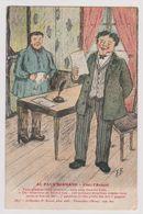 Au Pays Normand - Chez L'Avocat - F.B. - 2077 [ Collection P. Bunel, Phot.-édit., Vimoutiers (Orne) ] - Basse-Normandie