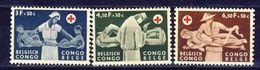 Congo Belge Belg.Kongo  Nr 341-343   Neufs - Postfris - MNH   (XX) - Belgian Congo