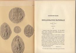Numismatique Sigillographie Stavelot Sceau - Cultural