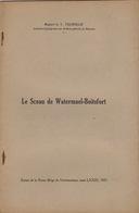 Numismatique Sigillographie Le Sceau De Watermael Boisfort - Belgique