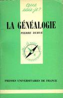 La Généalogie Par Pierre Durye - Other