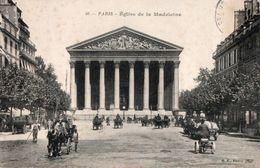 PARIS ( 75 )  Eglise De La Madeleine . - Kerken