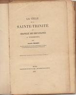 La Celle De La Sainte Trinité Ou Chapelle Des Deux Haines à Pommeroeul 1892 - Cultural