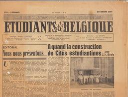 Journal étudiant De Belgique - Kranten