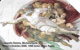 Capella Sistina, Michelangelo - Vatikan