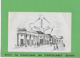00071-18659-E BE04 1000-EXPO 58 - Wereldtentoonstellingen