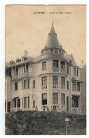 La Panne.  - Villa Du Mont Blanc   1915 - De Panne