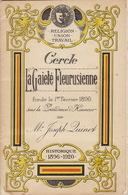 Cercle De La Gaieté Fleurusienne Fleurus Art Chant Théâtre ... - Programmi