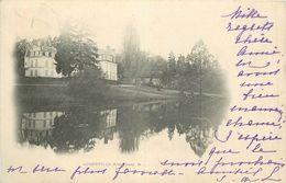 78-Villennes Sur Seine : Acqueville Près De Poissy ( Chateau) Carte Précurseur - Villennes-sur-Seine