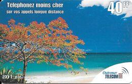 Outremer Telecom: Beach - Frankreich