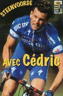 Cartes Postales Cyclisme CEDRIC VASSEUR( Steenvoorde - Radsport