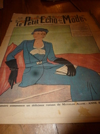 1931 LPEDLM Don José Calabrera De Girona Espagne) Et L'histoire Du Toréador Froylan Escabas;Faire Un Abat-jour; Mode;etc - Boeken, Tijdschriften, Stripverhalen