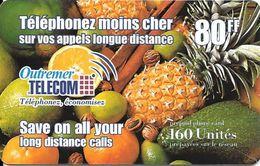 Outremer Telecom: Ecotic Fruits - Frankreich