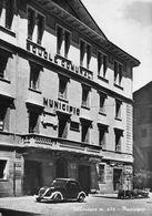 """07283 """"(AO) VILLENEUVE M. 670 - MUNICIPIO - SCUOLE COMUNALI"""" HOTEL DE VILLE, AUTO, VERA FOTO, S.A.C.A.T.  CART NON SPED - Italia"""