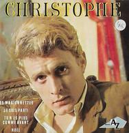 DISQUE 45 T POLYDOR DE 1965 REEDITE ANNEE 2000 EN CD COLLECTORS DE 4 TITRES DONT LES MARIONNETTES : CHRISTOPHE - Collector's Editions