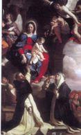 Santino MADONNA DEL ROSARIO (Preghiera Del Beato Bartolo Longo) - PERFETTO N91 - Religione & Esoterismo