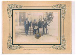 26 PHOTO VAUNAVEYS LES CONSCRITS CLASSE 1924 - France