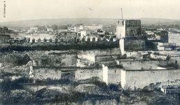 Maroc - Militaria - Campagne Du Maroc 1907-08 - Settat - Vue Partielle D'une Terrasse De La Casbah El Hadj El Mas - Autres