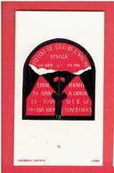 IMAGE RELIGIEUSE SCOUTE 1937 LUCERNA ARDENS A LYON - Scoutisme