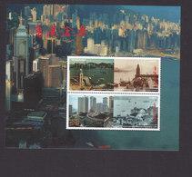 Tanzania, Scott #1596, Mint Never Hinged, Return Of Hong Kong To China, Issued 1997 - Tanzania (1964-...)