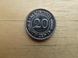Maurituis  20  Cents  1990  Km 53 - Mauritius