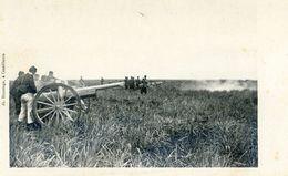 Maroc - Militaria - Campagne Du Maroc 1907-08 - Artillerie De Campagne - Autres
