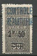 ALGERIE COLIS POSTAUX YVERT N° 19 / MAURY N° 27 NEUF** LUXE SANS CHARNIERE / MNH - Algérie (1924-1962)