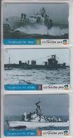 ISRAEL 2005 SUBMARINE NAVY USED PHONE CARD - Israel