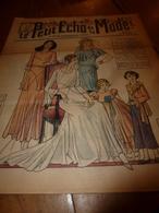 1931 LPEDLM  : Sorgho Et Millet (essentiels);La Fraude Des œufs Et Du Beurre;Carrés Brodés;Cravate Au Crochet;etc - Libri, Riviste, Fumetti