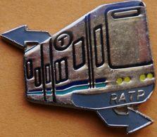 Z 471..)......................R A T P.... - Badges