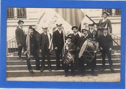 45 LOIRET - COURCY AUX LOGES Carte Photo De Conscrits, Rare - Frankrijk