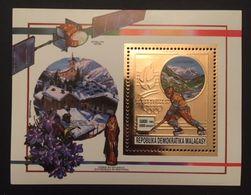 Madagascar Albertville 1992 - Madagascar (1960-...)